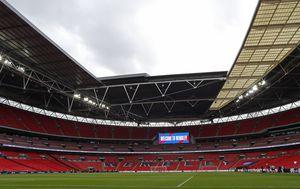 Stadion Wembley (Foto: AFP)