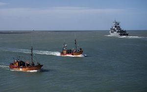 Potraga za podmornicom (Foro: AFP)