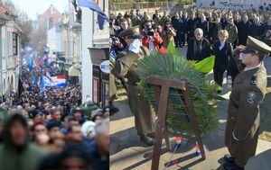 Vukovar i Škarbnja danas se prisjećaju tragičnih događaja iz Domovinskog rata (Foto: Davor Javorovic/Dino StaninPIXSELL)