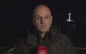 Mislav Bago javlja se iz Vukovara (Foto: Dnevnik.hr)