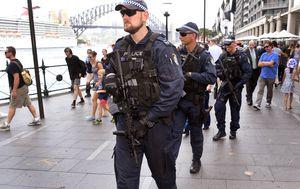 Australska specijalna policija (Foto: AFP)