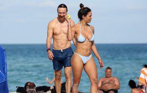David Guetta i Jessica Ledon (Foto: Profimedia)