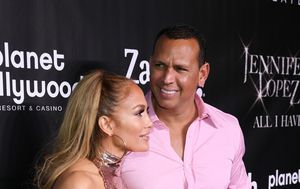 Jennifer Lopez i Alex Rodriguez (Foto: Getty Images)