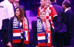 Predsjednica Kolinda Grabar-Kitarović na finalu Davis Cupa (Foto:Sanjin Strukic/PIXSELL)