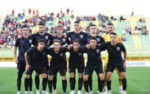 Hrvatska U-21 reprezentacija (Foto: Dusko Marusic/PIXSELL)