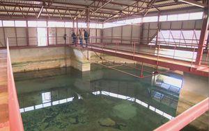 Izvorište vode u Brinju (Foto: Dnevnik.hr)