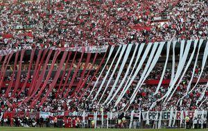 Navijači River Platea (Foto: AFP)