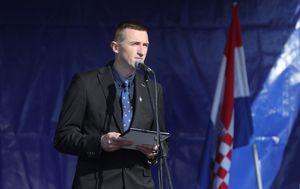 Ivan Penava, gradonačelnik Vukovara (Foto: Sanjin Strukic/PIXSELL)
