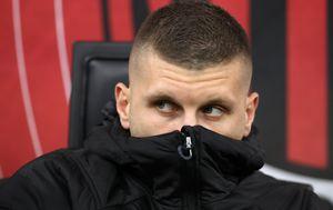 Ante Rebić na klupi Milana (Foto: Jonathan Moscrop/Press Association/PIXSELL)