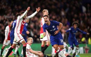 Chelsea - Ajax (Foto: John Walton/Press Association/PIXSELL)