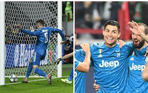 Aaron Ramsey i Cristiano Ronaldo (Foto: AFP)