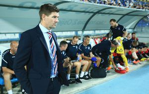 Steven Gerrard (Foto: Davor Javorović/PIXSELL)