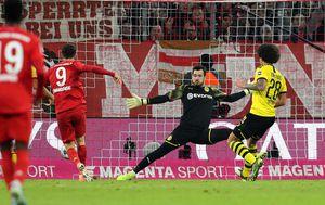 Bayern - Borussia Dortmund (Foto: firo Sportphoto/DPA/PIXSELL)