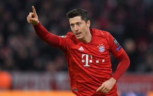 Robert Lewandowski (Foto: AFP)
