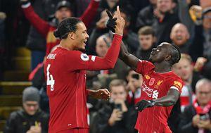 Slavlje Liverpoola (Foto: AFP)