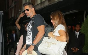 Sofia Vergara i Joe Manganiello