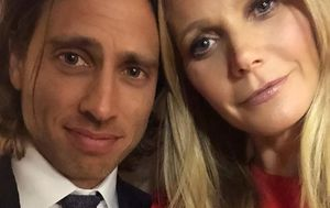 Gwyneth Paltrow i Brad Falchuk (Foto: Instagram)