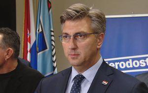 Andrej Plenković, predsjednik Vlade (Foto: Dnevnik.hr)