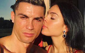 Cristiano Ronaldo, Georgina Rodriguez (Foto: Instagram)