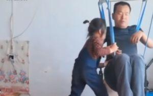 Tian Haicheng (Foto: Screenshot/YouTube)