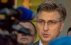 Andrej Plenković (Foto: Dino Stanin/PIXSELL)