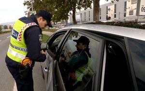 Policija na prometnicama (Foto: Dnevnik.hr) - 4