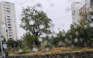 Obilna kiša pala u Splitu (Foto: Dalmacija danas)