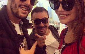 Severina, Igor i Dragan Kojić (Foto: Instagram)