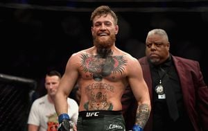 Conor McGregor (Foto: AFP)
