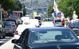 Kaos u prometu na jugu (Foto: Dnevnik.hr) - 1