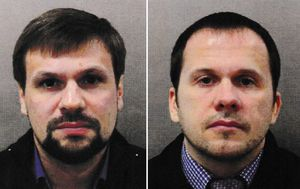 Osumnjičeni za napad na Skripalja (Foto: Metropolitan Police/Press Association/PIXSELL)