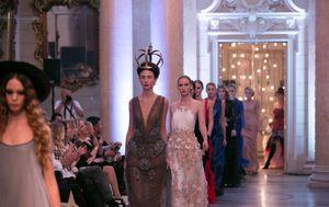 Defile revije Extravagant Gala (Foto: Iva Znaor, Helena Balaž)