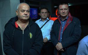 Mirko Duspara nakon sastanka kriznog stožera (Foto: Ivica Galovic/PIXSELL)