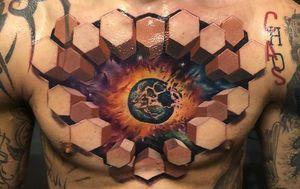 Tetovaže (Foto: Instagram/jesse_rix)