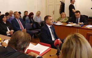 Nastavak suđenja za aferu štandovi (Foto: Dnevnik.hr)