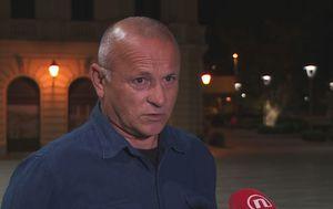 Ivan Forjan razgovara sa savjetnikom gradonačelnia Vukovara za branitelje Tomislavom Jusićem (Foto: Dnevnik.hr) - 3