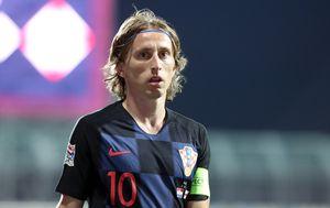 Luka Modrić (Foto: Goran Kovacic/PIXSELL)