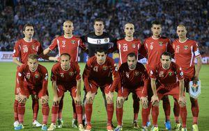 Reprezentacija Jordana (Foto: AFP)