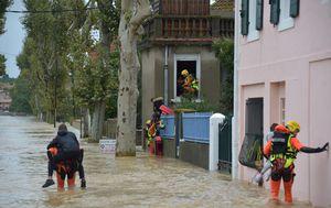 Katastrofalne poplave u Francuskoj (Foto: AFP) - 6
