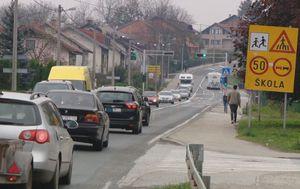Cesta koja vodi do škole u Turnju (Foto: Dnevnik.hr)