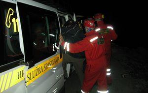 Akcija spašavanja (Foto: HGSS Stanica Makarska)
