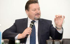 Ministar Lovro Kuščević (Foto: Vjeran Zganec Rogulja/PIXSELL)