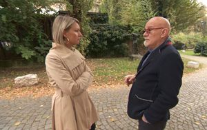 Sabina Tandara Knezović i odvjetnik Branko Šerić (Foto: Dnevnik.hr)