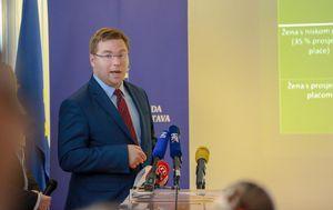 Ministar rada Marko Pavić (Foto: Matija Habljak/PIXSELL)