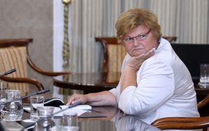 Ministrica Nada Murganić (Foto: Patrik Macek/PIXSELL)
