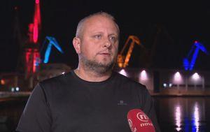 Samir Hadžić, Stožer za obranu Uljanika (Foto: Dnevnik.hr)