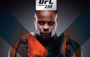 UFC 230 Cormier protiv Lewisa (Screenshot)