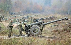 Vojna vježba Velebit 18. (Foto: Kristina Stedul Fabac/PIXSELL)