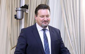 Ministar Lovro Kuščević (Foto: Patrik Macek/PIXSELL)