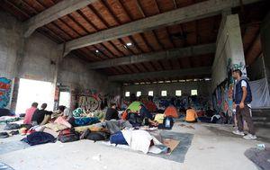 Migranti u Bihaću (Foto/Arhiva: Slavko Midzor/PIXSELL)